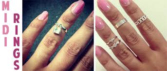 small rings images Get the trend midi rings jewelry blog jpg