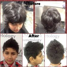 clipper number haircuts on 2 17 16 i did a fohawk haircut i used a number 4 clipper guard