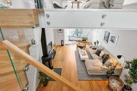 Modern Duplex With Casual Elegant Scandinavian Design - Scandinavian modern interior design