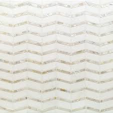 alerion thassos and mother of pearl tile tilebar com tile