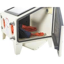 shop fox m1114 benchtop sandblaster amazon com