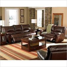 3 piece recliner sofa set cheap brown leather reclining sofa find brown leather reclining