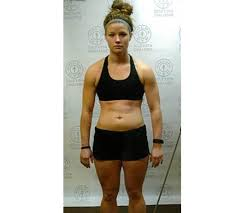 before and after weight loss story chelsea martin popsugar fitness