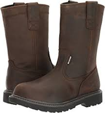 womens steel toe boots nz boots cowboy boots brown shipped free at zappos