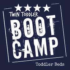 Toddler Bed Until What Age Twin Talk Blog Twin Toddler Boot Camp Toddler Beds