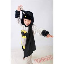 boys u0026 girls super hero batman kigurumi onesies pajamas costumes