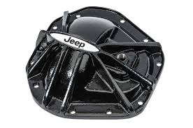 call of duty jeep emblem mopar p5155447 heavy duty jeep logo differential cover for dana