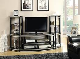 Home Entertainment Furniture Black Metal Tv Stand Steal A Sofa Furniture Outlet Los Angeles Ca
