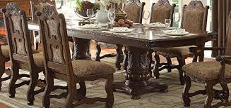 American Drew Cherry Grove Dining Room Set Table Captivating American Drew Cherry Grove Double Pedestal