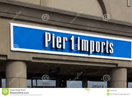 Pier 1 Imports Exterior Sign Editorial Photography Image 39726702