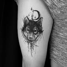 40 amazing wolf designs and ideas tattoobloq