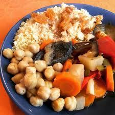 navet cuisine couscous de légumes ou végétarien carotte navet poivron tomate