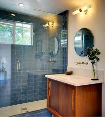 Mid Century Modern Bathroom Lighting Enchanting Oval White Porcelain Standing Bathtub Mid Century
