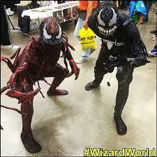 Carnage Halloween Costume Venom Carnage Wwmincc Cosplay Marvel Venom