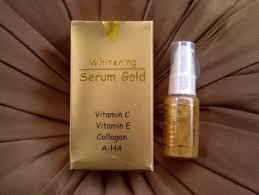 Serum Gold 10 manfaat serum gold untuk kecantikan wajah manfaat co id