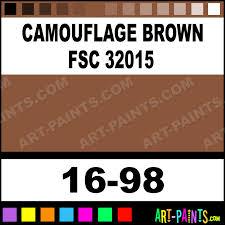 camouflage brown fsc 32015 modelflex military airbrush spray