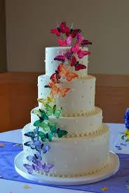 wedding cakes butterfly wedding cake decorations butterfly