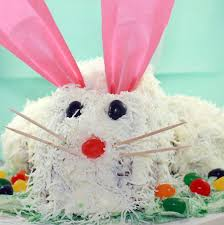 Decorated Easter Bunny Cakes by Easter Bunny Cakes U2013 Decoration Ideas Little Birthday Cakes