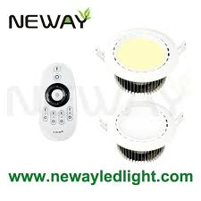12w wireless led ceiling light with remote led controller