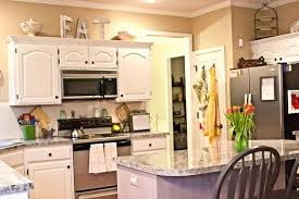 decorating ideas for the top of kitchen cabinets pictures cabinet top decorating motauto club