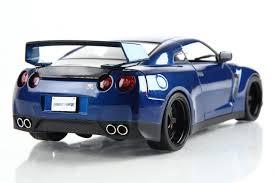 Nissan Gtr Blue - dtw corporation rakuten global market 2009 model nissan gtr
