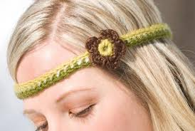 retro headbands 8 and easy crochet flower headband patterns