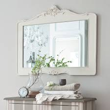 Bathroom Mirror Frame by Mirror Ideas For Bathroom White Round Bowl Porcelain Double Vessel