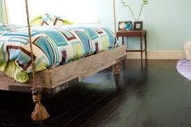 How To Make A Hanging Bed Frame 10 Cool Beds To Hang From Your Ceiling