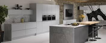 Grey Modern Kitchen Design Modern Kitchens Jewson Kitchens Kitchen Design