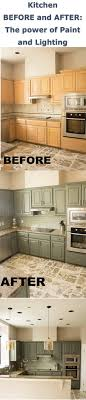 easy kitchen makeover ideas kitchen budget friendly before and after kitchen makeovers