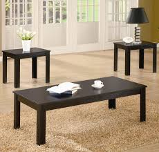 coffee table end table set 3 piece occasional table set coffee tables and end tables at big