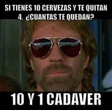 Memes De Chuck Norris - matemáticas aplicadas a chuck norris cabras espartanas