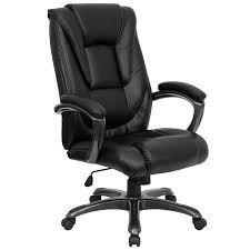 Modern Leather Office Chairs Furniture Elegant Orange Walmart Office Chair With Stainless