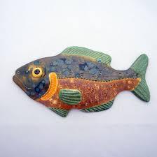 best 25 fish wall decor ideas on grey nautical