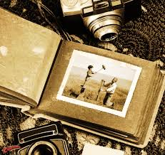 vintage photo album finding your inner selfie epiphany in the cacophony