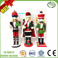 Wooden Nutcracker Soldiers Christmas Decorations 2 Pack by Wooden Nutcracker Craft Wooden Nutcracker Craft Suppliers And