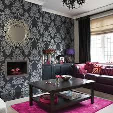 Red And White Living Room by Prepossessing 90 Black White And Silver Living Room Ideas