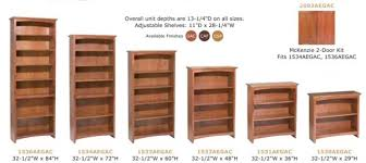 best 48 inch wide bookcase american hwy 48 wide bookcase in 48