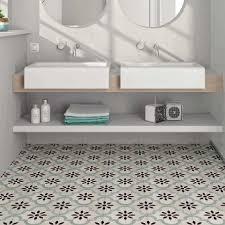 Tiles For Bathroom Floor Patterned Bathroom Floor Tiles Home Designs