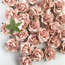 Wedding Favors Blush Pink Paper Flowers Wedding Paper Flower Backdrop Wall Diy