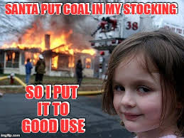 Stocking Meme - this ain t firestarter imgflip