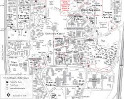 San Diego State Campus Map by Map Maincampus Jpg