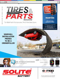 lexus service center umm ramool contact april 2015 by tires and parts magazine issuu