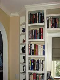 Floor To Ceiling Bookcases Andrew Smith Woodworking Quality Custom Bookcases