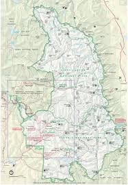 United States National Parks Map by Sequoia U0026 Kings Canyon National Parks Ca Usa Travel Writer