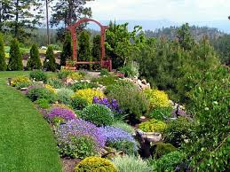 Backyard Flower Bed Ideas Backyard Flower Garden Outdoor Goods