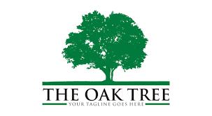 the oak tree logo logos graphics