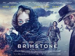 new poster for western thriller u0027brimstone u0027 starring guy pearce