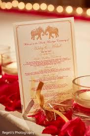 indian wedding programs norfolk va hindu fusion wedding by regeti s photography