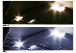 Putco Lights Putco Toyota Tundra Led Interior Dome Lights Autotrucktoys Com